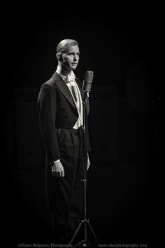 https://flic.kr/p/A6HPWh | Max Raabe & Palast Orchester | Brilliant concert at the Philharmonie Luxembourg from Max Raabe & Palast Orchester, playing German dance and film music of the 1920s and 1930s. I thought black and white suited better the atmosphere of the show we enjoyed last night.  Prints, workshops and more Website  ⎢Facebook ⎢Bēhance