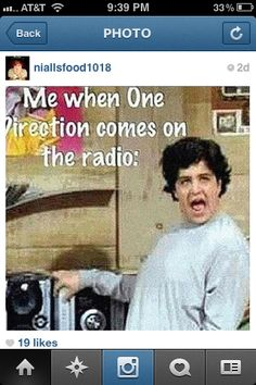 I actually haven't ever listened to One Direction....but Drake and Josh is epic and deserves to be reposted despite the boy band thing.
