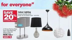 Lighting Mailer Advert - November 2014