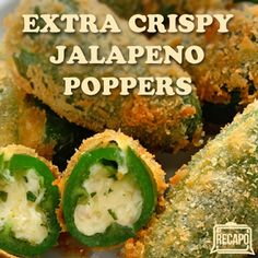 Kelly & Michael: Rachael Ray's Extra Crispy Jalapeno Poppers Recipe