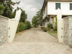 Fangates | Cancello Ventaglio made in Italy - Fangates