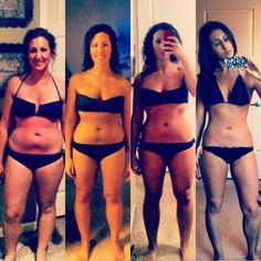 #BeforeAfter #Motivation #CrossFitGirls