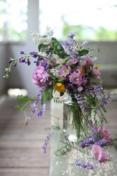 Wildflowers by Maggie Pate, via Flickr
