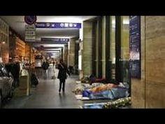 Aggressione a Francesca Parisella (giornalista di Matrix) alla stazione ...