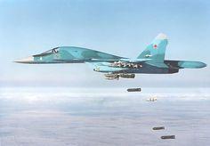 """Sukhoi Su-34 """"Fullback"""""""