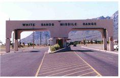 SPACE SHUTTLE-WHITE SANDS MISSLE RANGE NM | Road Trip: White Sands Missile Range, New Mexico