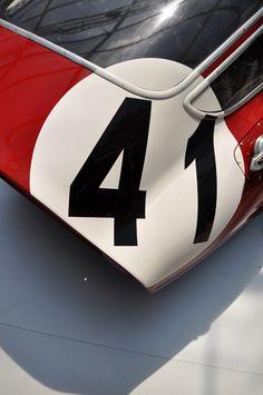 Alfa Romeo Zagato TZ1