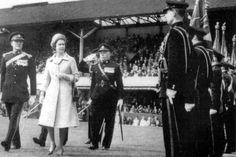 The Queen visits Molineux