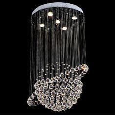 Finden Sie Die Besten Moderne Kronleuchter K9  Kristall Deckenleuchte Restaurant Beleuchtung Home