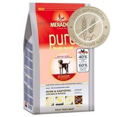 Meradog pure fresh meat Huhn & Kartoffel