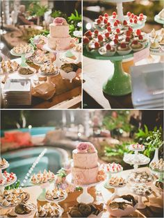 dessert table by my sweet and saucy