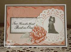 Creatively Artsy Card Gallery: Beloved Bouquet Wedding