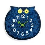 Omar the Owl Clock at the Wolfsonian Museum Shop