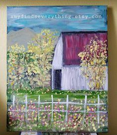 Changing Seasons Painting