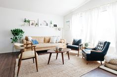 Bright, airy, and cozy