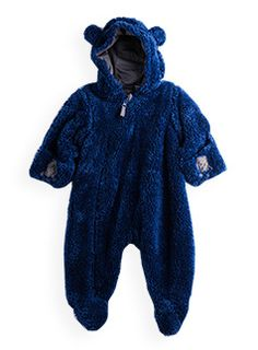 w/s furry all in one with hood
