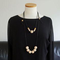 Handmade Design, Handmade Items, Ethnic Chic, Ethnic Jewelry, Hippy, Pearl Necklace, Pearls, Boho, Minimal