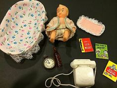 Vintage Barbie Baby-Sits 1963-1964 Mint Condition #953