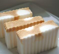 Marzipan Shea Butter Soap Bar (Vegan)