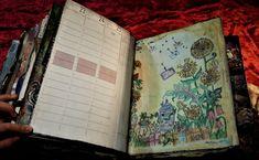 σελίδες για πειραγμένο βιβλίο, μίξη και αντιστοίχιση, κολάζ και χρωματισμός Colouring, Coloring Pages, Johanna Basford, Altered Books, Gallery, Artwork, Quote Coloring Pages, Work Of Art, Roof Rack