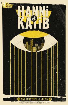 hanni el khatib tour poster - Google Search