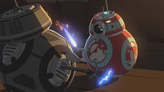 """Star Wars Resistance Season Episode 1 Easter Eggs and References – """"Into the Unknown"""" Animation Series, Disney Animation, Imperial Officer, Star Wars Sequel Trilogy, Season 2 Episode 1, Star Wars Droids, Disney Xd, Last Jedi, Old Tv"""