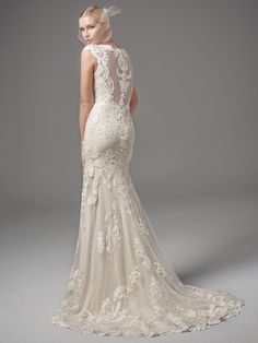91c340f558d6 For every bride, there is a perfect wedding dress waiting to be discovered.  Romantic
