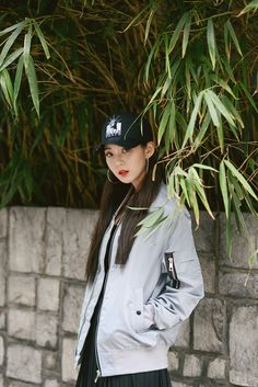 Model: Lee Chae Eun