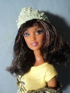 Barbie Fashion Fever Skipper Tia/ Rare by Mattel year 2006 #Dolls