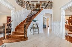 All Brick American Masterpiece, Highest Quality Craftsmanship & Full Custom Woodworking Features. 92 Ellisen Rd. Watchung NJ. $1,300,000.Beds 5 Baths 3 & 2 Call Jane Nicastro-Disch 908-313-7180. Spa Jets, Outdoor Kitchen Patio, Thermal Windows, Dry Bars, Family Room Fireplace, Cherry Kitchen, Staircase Ideas, Custom Woodworking, Wainscoting