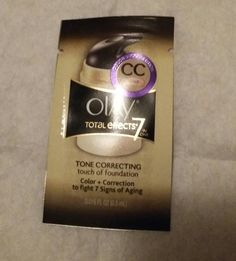 Olay Total Effects 7 in One, CC cream, 0.016 fl oz