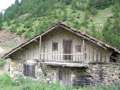 Santeos: Προλήψεις στον Πόντο ( Αράπης - Αράψ.) Places To Visit, Cabin, House Styles, Home Decor, Decoration Home, Room Decor, Cottage, Places Worth Visiting, Interior Decorating