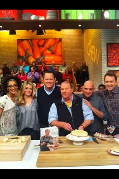 on the Chew today!