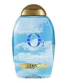 OGX® Gravity-Defying and Hydration   O2 Volumizing Shampoo - 13 oz *** You can find more details by visiting the image link.