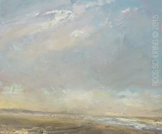 Seascape Morning Atmosphere - http://rosepleinair.com/seascape-morning-atmosphere/ #painting #pleinair