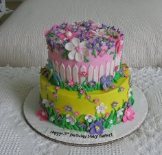 I have a number of friends that pin cakes... though i would start passing them on.