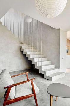 scala cemento resina