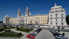 Palácio Nacional de Mafra. Portugal