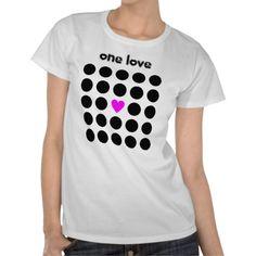One Love Shirts