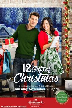 12 Gifts of Christmas ... Hallmark Movies