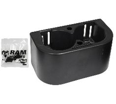 RAM BOX END DUAL CUP HOLDER