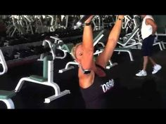 Fitness 2000 Trainer Tip: Lat Pull Down