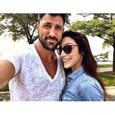 Maksim Chmerkovskiy Reunites With Dancing With the Stars Partner Meryl Davis in Detroit   Maksim Chmerkovskiy, Instagram