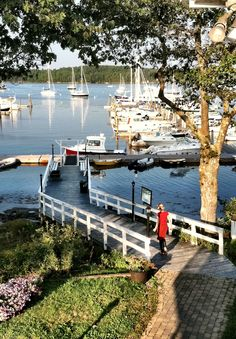 "Miss taking the ""MyCyn"" boat with dad Miss Cynthia to the Osprey Restaurant in Georgetown, Maine for lunch or dinner. We'd usually bump into 'cousin Chris' at the bar charming the locals. Hope to see you soon cousin. Miss you Dad, Cyn Maine! Oh The Places You'll Go, Places To Travel, Places To Visit, New Hampshire, Georgetown Maine, Vacation Spots, Travel Usa, Wonders Of The World, New England"