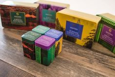 Gourmet Masters Collection of Loose Leaf Tea from Adagio Teas
