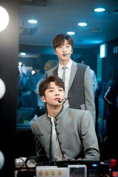 Rowoon & Chani // SF9