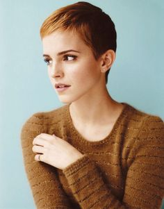 Emma Watson- this one takes guts!