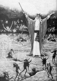 В 1900 году  была напечатана  «Книга священной магии Абрамелина». Книга мгновенно стала хитом в оккультном сообществе, и произвела непосредственное влияние на пресловутых практиков, в том числе, таких как Алистер Кроули.