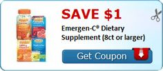 New #Coupon!  SAVE $1.00 Emergen-C® Dietary Supplement (8ct or larger)! - http://www.stacyssavings.com/new-coupon-save-1-00-emergen-c-dietary-supplement-8ct-or-larger-2/