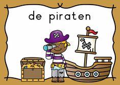 themahoek piraten Fictional Characters, Euro, School, Pirates, Fantasy Characters